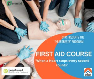 Free First Aid Course for Tenants